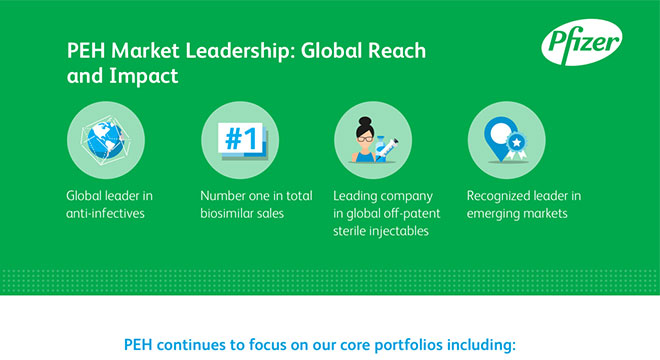 PEH Market Leadership: Global Reach and Impact
