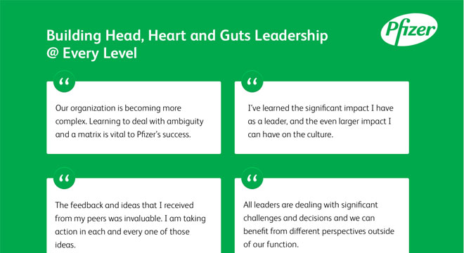 Building Head, Heart and Guts Leadership @ Every Level