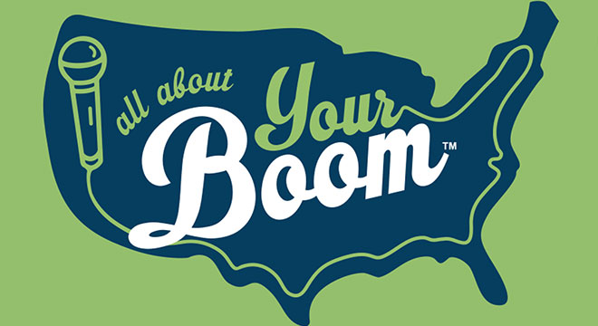 All About Your Boom™
